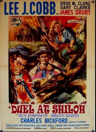 Duelo em Shiloh