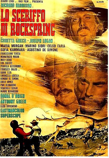 O Xerife De Rockspring