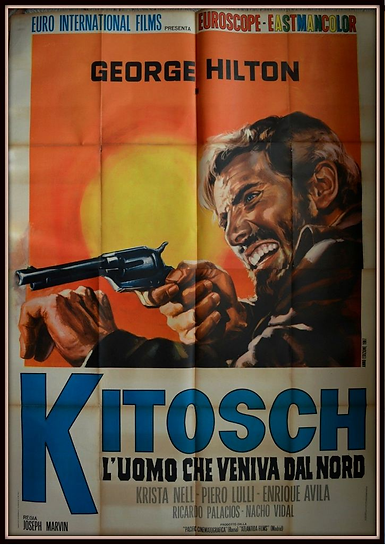 Kitosch - O Massacre Do Forte Das Águias