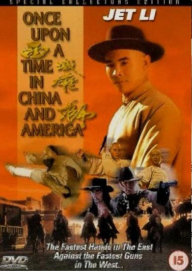 Era Uma Vez Na China e Na América