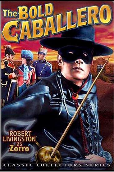 Zorro - A Marca do Zorro (Robert Livingston)