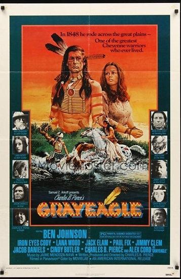 Grayeagle - Um Bravo Cheyenne / Na Trilha dos Cheyennes