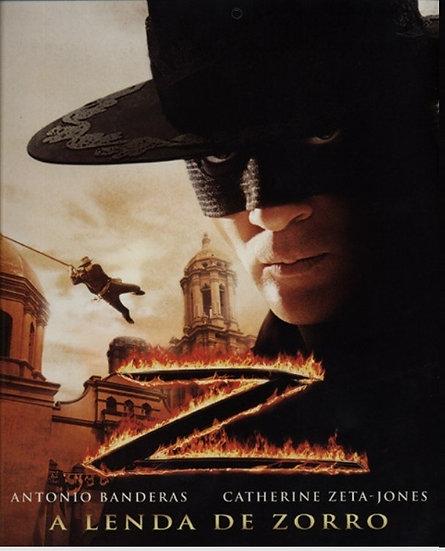 Zorro - A Lenda Do Zorro