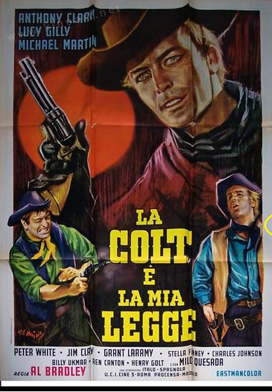 O Colt é Minha Lei