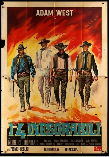 Os 4 Implacáveis