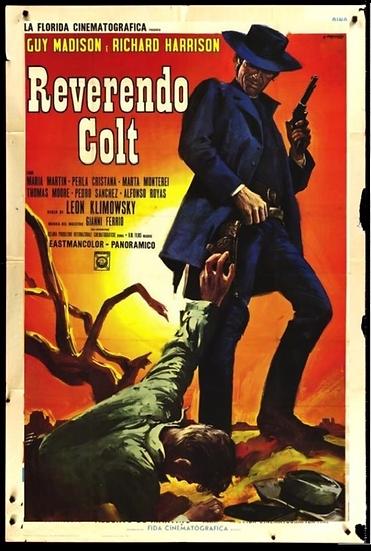 Reverendo Colt 45