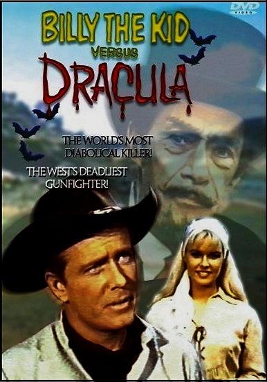 Billy The Kid Contra Drácula
