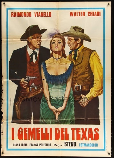 Os Gêmeos Do Texas