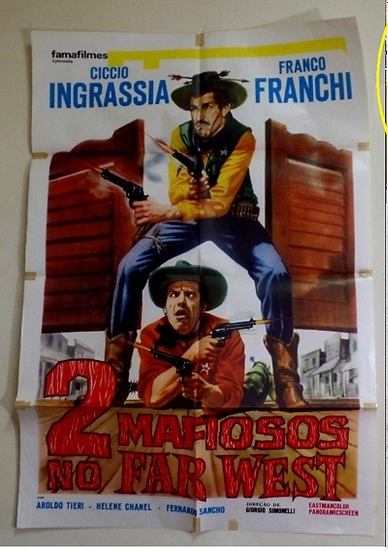 2 Mafiosos No Far West