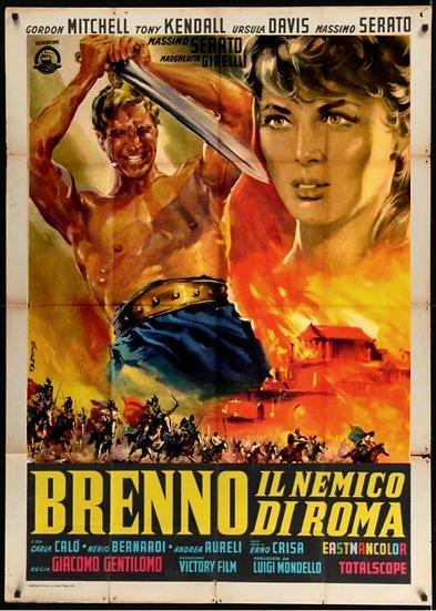 Brenno, O Inimigo de Roma