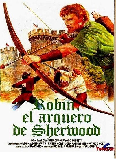 Robin Hood O Justiceiro Da Floresta / A Espada de Robin Hood