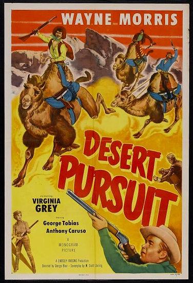 Náufragos do Deserto / Perseguiçao Desesperada