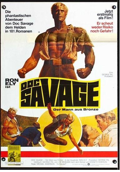 Doc Savage, o Homem de Bronze