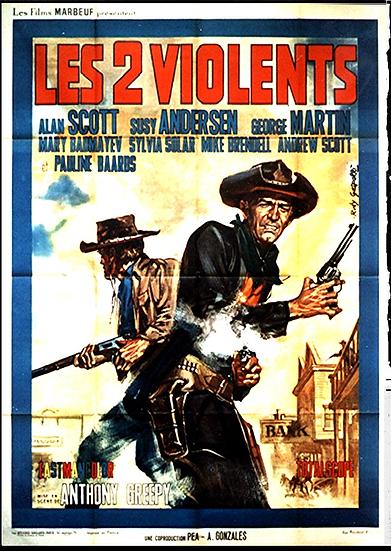 Dois Homens Violentos
