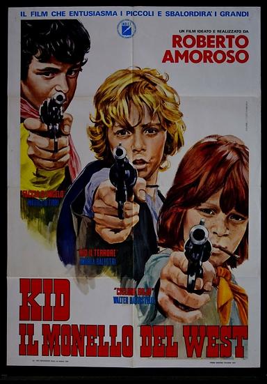 Kid - O Terror Do Oeste