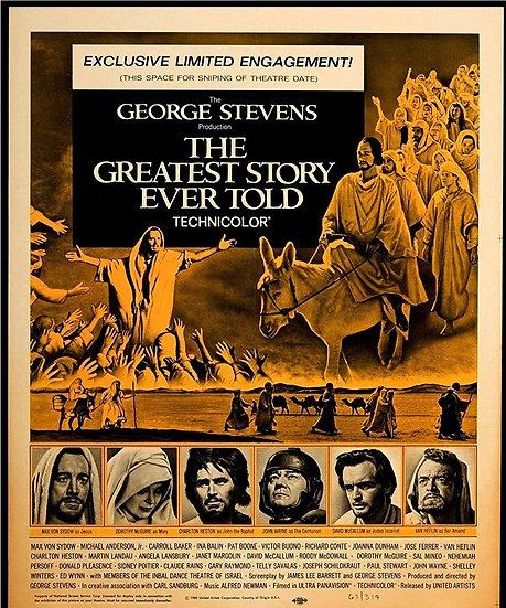 A Maior História de Todos os Tempos