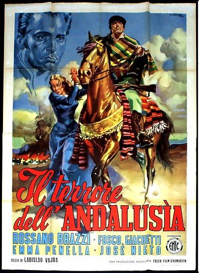 Sangue Em Andaluzia