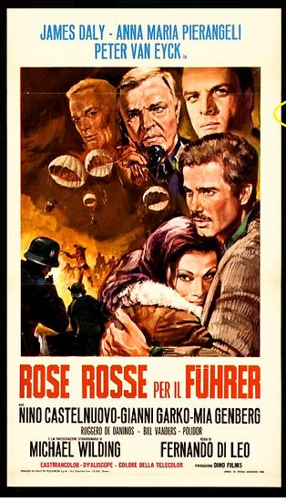 Rosas Vermelhas para Hitler