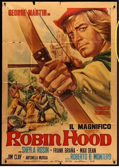 O Magnífico Robin Hood