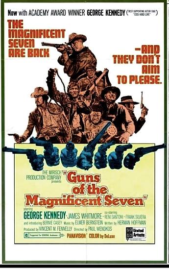 7 Homens - A Revolta Dos 7 Homens