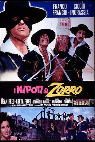 Zorro - Os Primos Do Zorro