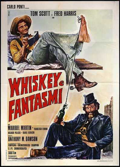 Whiskey e Fantasmi