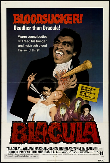 Blacula, O Vampiro Negro
