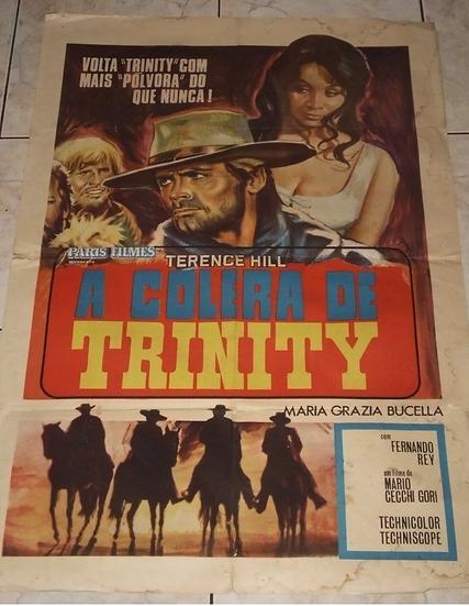 A Cólera de Trinity