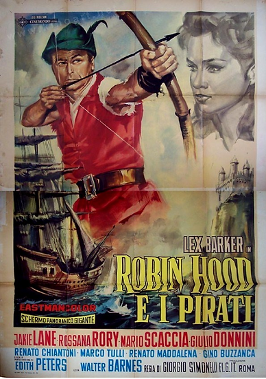 Robin Hood e o Pirata