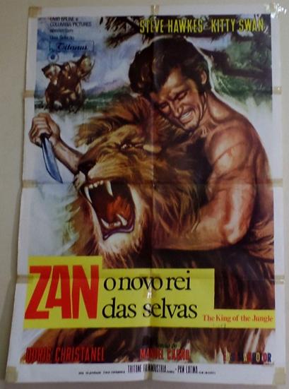 Zan - O Novo Rei Das Selvas