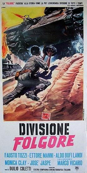 Divisão Perdida / Os Tanques de El Almein