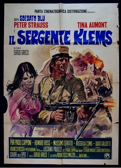 O Sargento Klems