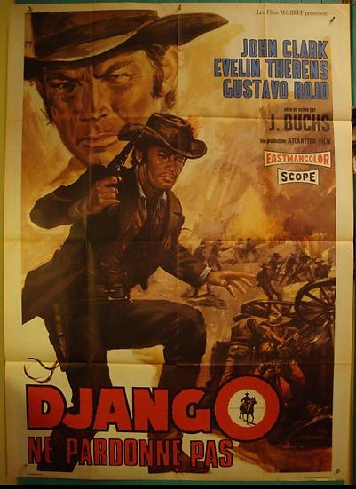 Django Volta Para Matar