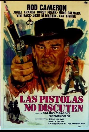 As Pistolas Não Discutem