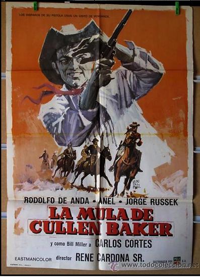 Cullen Baker O Pistoleiro