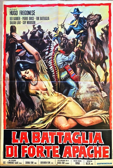 Winnetou - A Batalha Final Dos Apaches