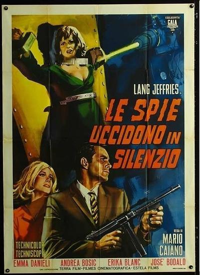 Os Espiões Matam em Silêncio