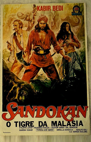 Sandokan - O Tigre da Malásia