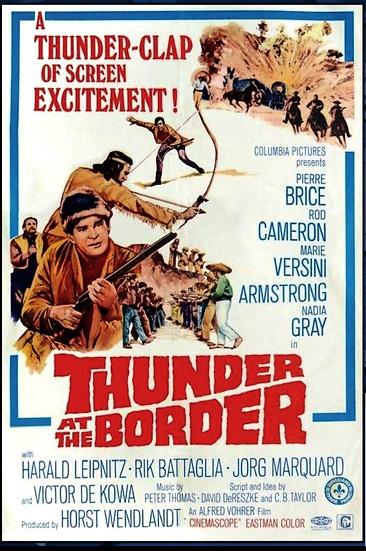 Winnetou - Trovões Na Fronteira