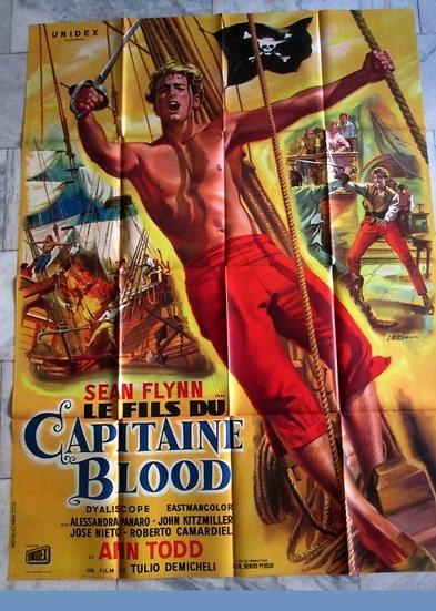 O Filho do Capitão Blood
