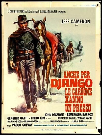 Django Contra 4 Irmãos