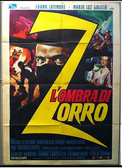Zorro - A Sombra Do Zorro (Frank Latimore)