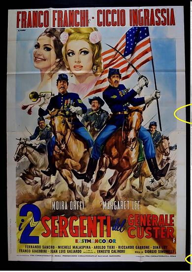 Os 2 Sargentos do General Custer