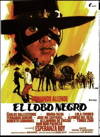 Z - O Lobo Negro
