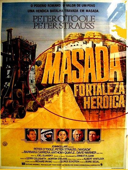 Massada Fortaleza Heróica