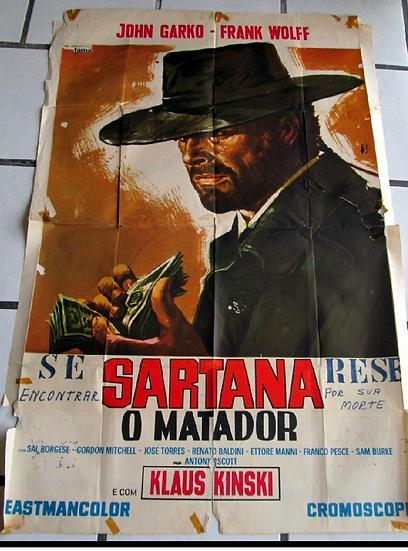 Sartana - O Matador