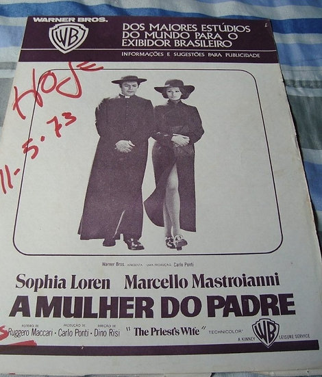 A Mulher do Padre