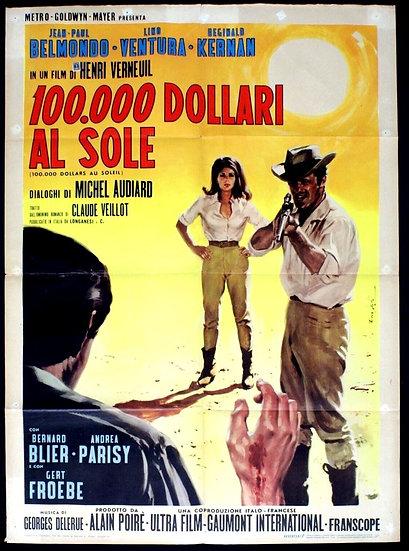 100.000 Dólares Ao Sol