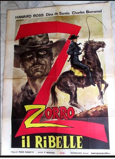 Zorro - O Destemido