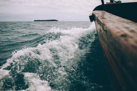 Travel Between Islands